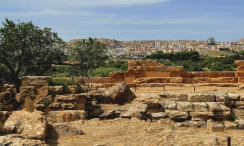 Zdjecie WłOCHY / Sycylia / Agrigento / Z podróży po Sycylii - Agrigento (4)