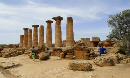 WłOCHY / Sycylia / Agrigento / Z podróży po Sycylii - Agrigento (3)