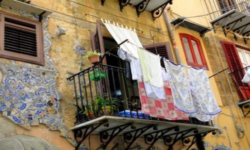 Zdjecie WłOCHY / Sycylia / Monreale / Sycylijskie klimaty - w uliczkach Monreale (2)