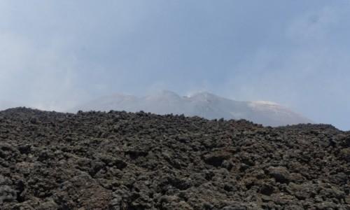 Zdjęcie WłOCHY / Sycylia / Etna / kratery Etny
