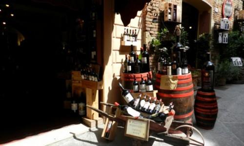 Zdjecie WłOCHY / Toskania / Montepulciano / Raj dla fanów wina w Montepulciano