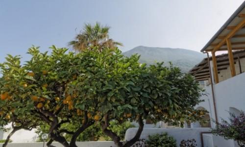 Zdjęcie WłOCHY / wyspy eolskie / Stromboli / cytrynowy wulkan