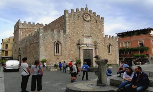 WłOCHY / Sycylia / Taormina / Klimaty Taorminy (4)