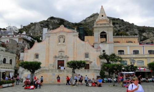 Zdjecie WłOCHY / Sycylia / Taormina / Klimaty Taorminy (7)