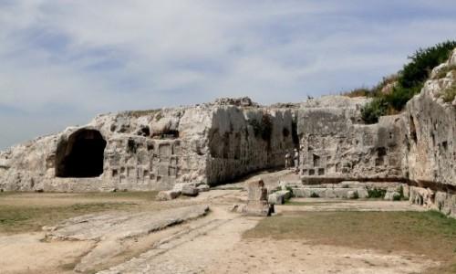 Zdjecie WłOCHY / Sycylia / Syrakuzy / Z podróży po Sycylii - Syrakuzy (1)