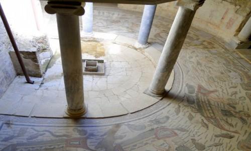 Zdjecie WłOCHY / Sycylia / okolice Piazza Armerina / Z podróży po Sycylii - willa rzymska (2)