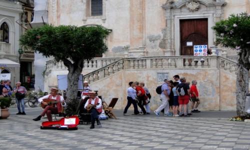 Zdjecie WłOCHY / Sycylia / Taormina / Z podróży po Sycylii  - klimaty Taorminy