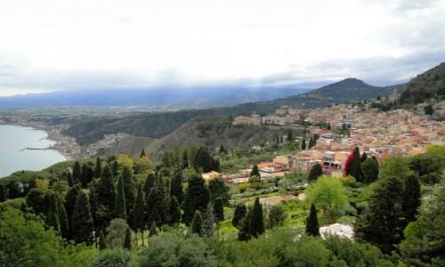 Zdjecie WłOCHY / Sycylia / Taormina / Z podróży po Sycylii.