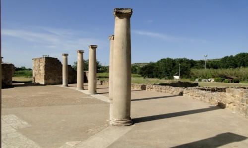 Zdjecie WłOCHY / Sycylia / okolice Piazza Armerina / Z podróży po Sycylii - willa rzymska (4)