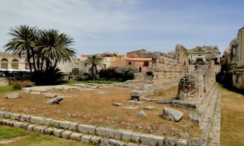 Zdjecie WłOCHY / Sycylia / Syrakuzy / Z podróży po Sycylii - Syrakuzy (9)