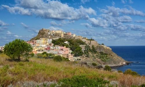 Zdjecie WłOCHY / Sardynia / Castelsardo / Castelsardo