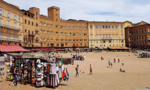 Zdjecie WłOCHY / Toskania / Siena / Piazza del Campo