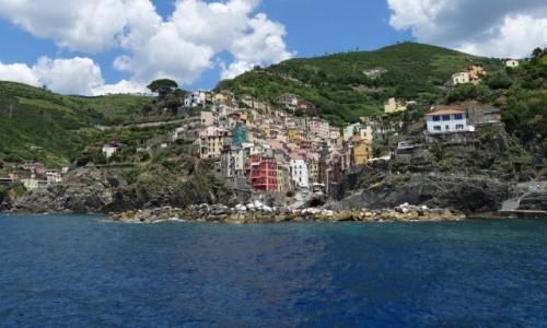 Zdjecie WłOCHY / Liguria/Cinque Terre / Manarola / Manarola
