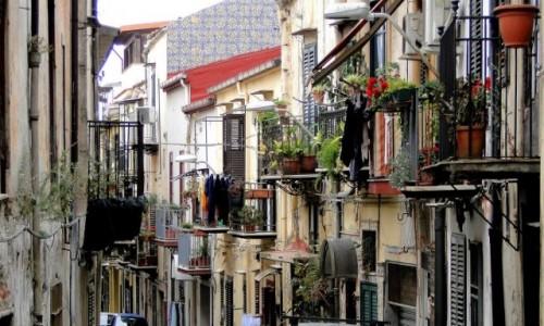 Zdjecie WłOCHY / Sycylia / Monreale / Sycylijskie klimaty.