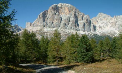 Zdjecie WłOCHY / torino / alpy / widok alpejski