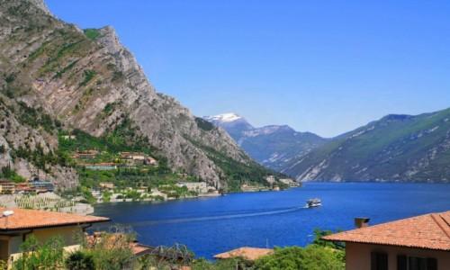Zdjecie WłOCHY / Północne podnóże Alp. / Jezioro Del Garda / Z wędrówki po Italii.