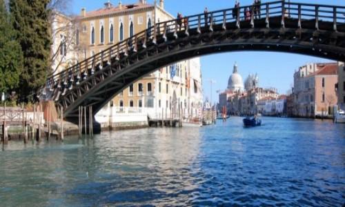 Zdjecie WłOCHY / Wenecja / Canal del Grande / Z odległej podróży