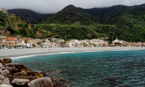 Zdjęcie WłOCHY / Kalabria / Scilla / Plaża