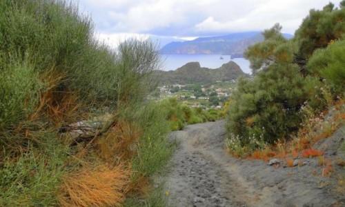 Zdjęcie WłOCHY / Wyspy Liparyjskie / Vulcano / Liparyjskie wspomnienie.