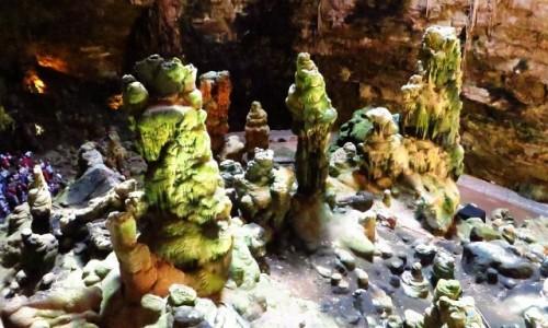 Zdjęcie WłOCHY / Apulia / okolice Alberobello / Grotte di Castellana