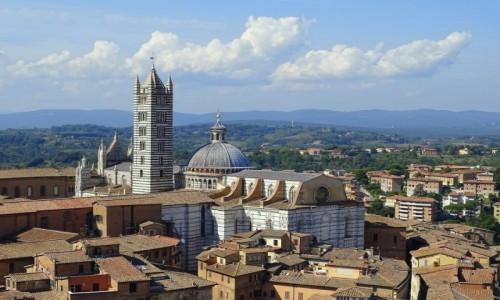 Zdjęcie WłOCHY / Toskania / Siena / Duomo