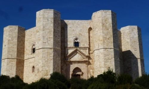 Zdjecie WłOCHY / Apulia / okolice Andrii / Castel del Monte