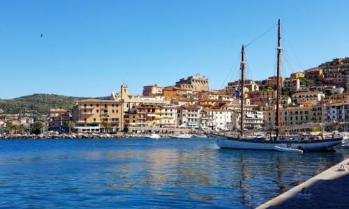 Zdjecie WłOCHY / Toskania-prowincja Grosseto / Porto Santo Stefano / Nieco inna Toskania