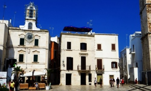 Zdjęcie WłOCHY / Apulia / Polignano a Mare / stare miasto