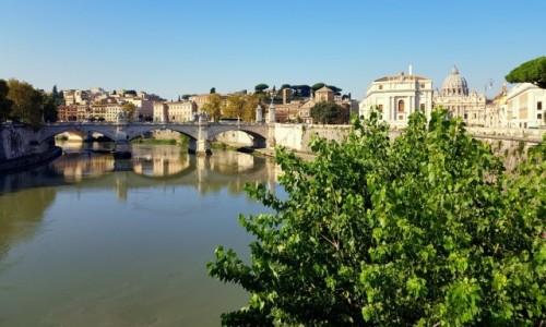Zdjecie WłOCHY / Lacjum / Rzym / Już także troszkę jesiennie