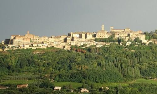 WłOCHY / Toskania / Montepulciano / Montepulciano