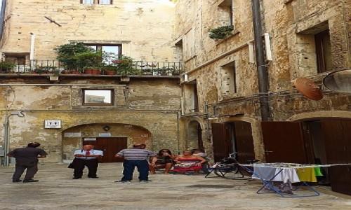 Zdjecie WłOCHY / Apulia / Monopoli / stare miasto