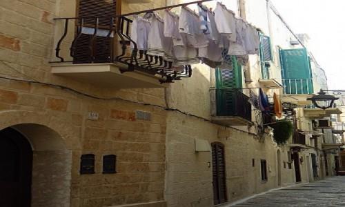 Zdjęcie WłOCHY / Apulia / Monopoli / stare miasto
