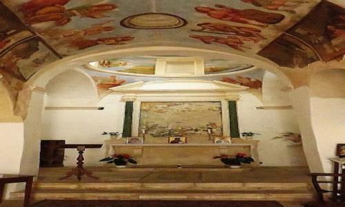 Zdjecie WłOCHY / Apulia / Locorotondo / kościół św. Mikołaja z Myry