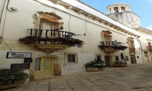 Zdjecie WłOCHY / Apulia / Locorotondo / stare miasto