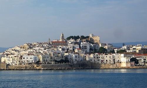 Zdjęcie WłOCHY / Apulia / Półwysep Gargano / panorama Vieste