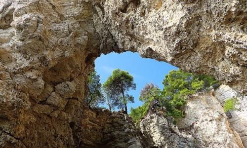 Zdjęcie WłOCHY / Apulia / Półwysep Gargano / linia brzegowa
