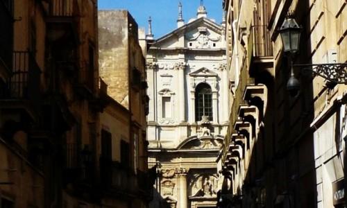 Zdjęcie WłOCHY / Salento / Lecce / kościół św. Ireny