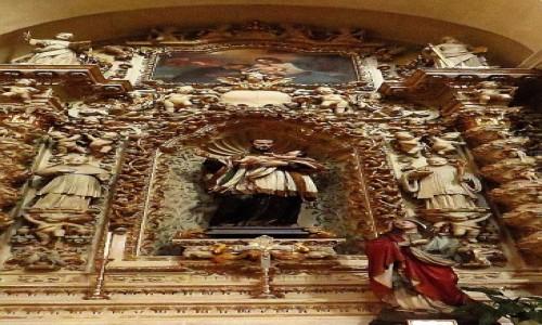Zdjecie WłOCHY / Salento / Lecce / kościół św. Klary