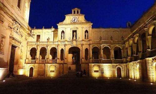 Zdjecie WłOCHY / Salento / Lecce / Pałac Episkopalny