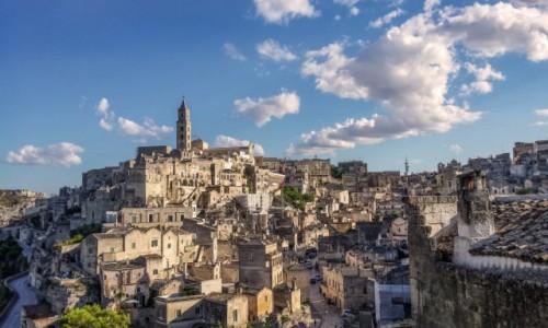 Zdjęcie WłOCHY /  Basilicata / Matera / Matera