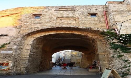 Zdjecie WłOCHY / Apulia / Vieste / stare miasto