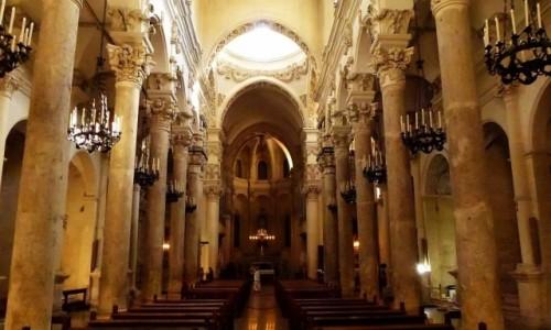 WłOCHY / Salento / Lecce / Bazylika Santa Croce