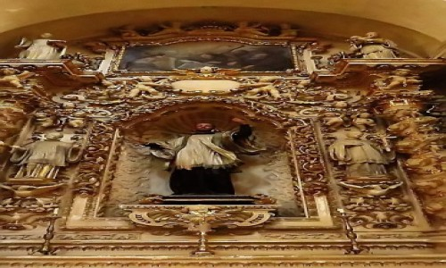 WłOCHY / Salento / Lecce / kościół św. Klary