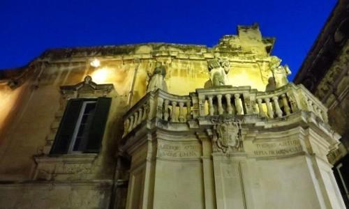 Zdjecie WłOCHY / Salento / Lecce / architektura Lecce