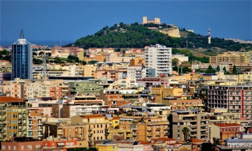 Zdjecie WłOCHY / Sycylia / Cagliari / Stolica