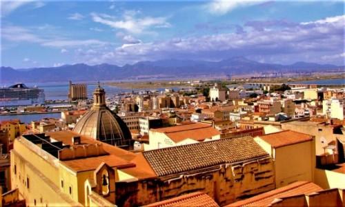 Zdjecie WłOCHY / Sardynia / Cagliari / Stolica