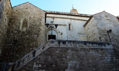 Zdjecie WłOCHY / Apulia / Vieste / katedra