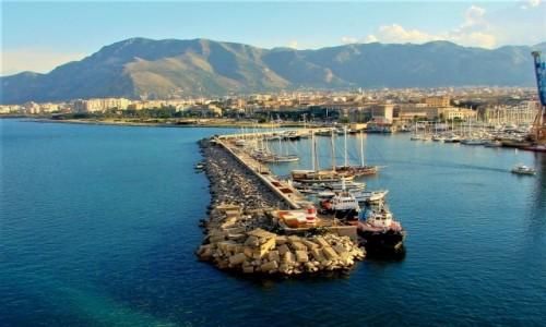 WłOCHY / Sycylia / Palermo / Port