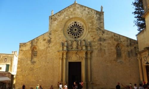 Zdjecie WłOCHY / Salento / Otranto / katedra