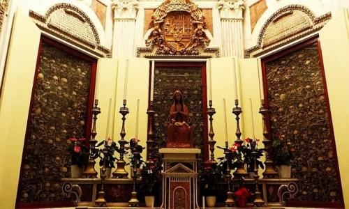 Zdjecie WłOCHY / Salento / Otranto / katedra - Kaplica Zmarłych